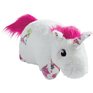 UNICORN PILLOW PET (WHITE)