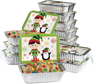 Elf Treat Containers