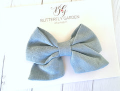 Bella Bows- in 3 colours!