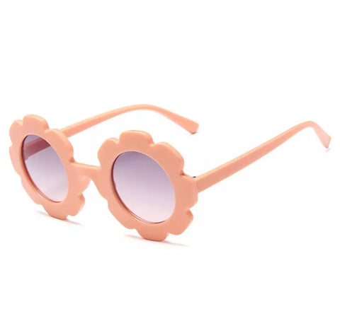 Retro Daisy Sunnies - pink
