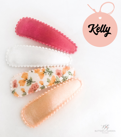 Kelly girls non slip clips