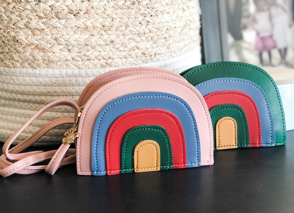 Rainbow Bag- 2 colours