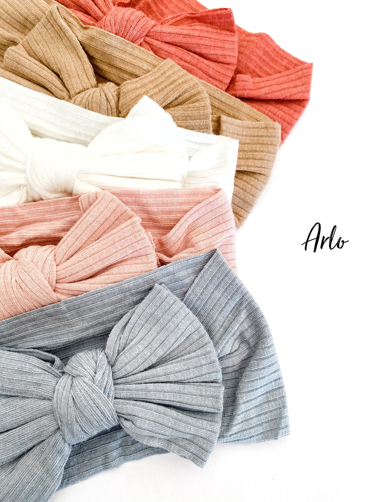 Arlo wide headbands/wraps