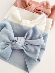 The Pastel Collection Headwraps - 5 sweet colours