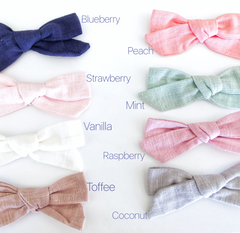 The Sorbet collection - 8 colours to choose from!