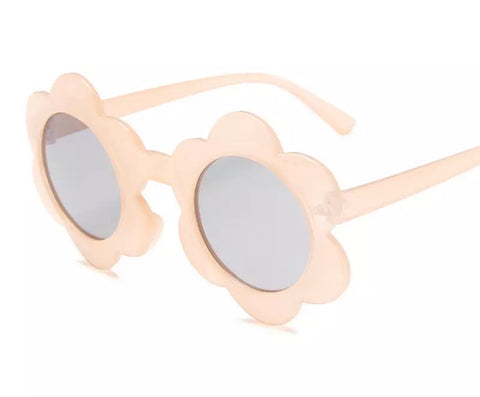 Retro Daisy Sunnies - nude