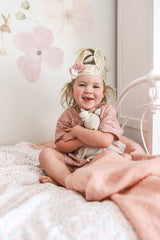 Alimrose Bunny Crown - Gold
