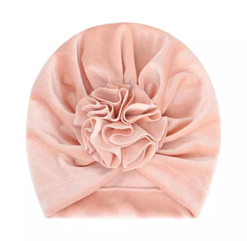 Ruffle Turban- 5 gorgeous colours!