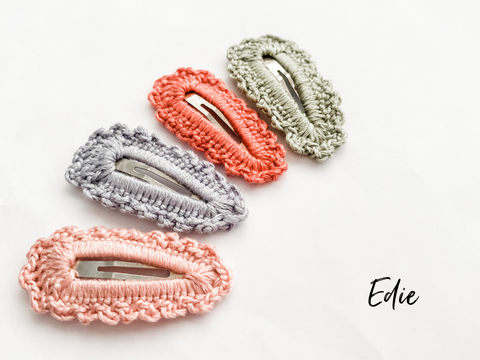 Edie- 4 sweet colours to choose from!