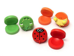 Music Castanets animal or pattern