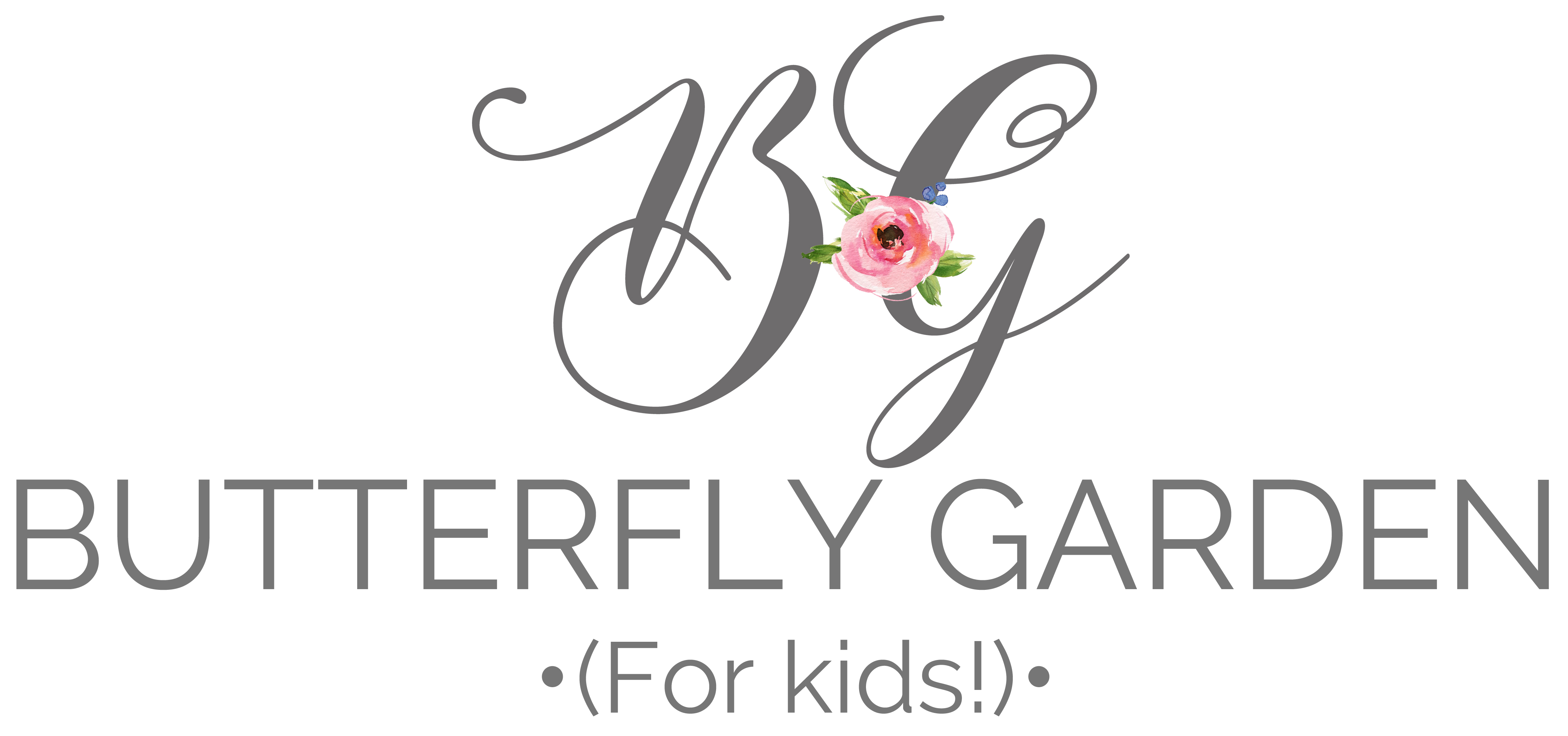 Butterfly Garden (for kids!)