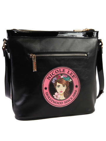 Hidden Treasure Marilyn Crossbody