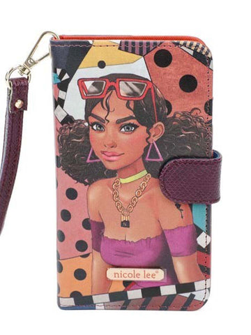 Nicole Lee DIVSHA Universal PHONE PRINT CASE in Many Prints