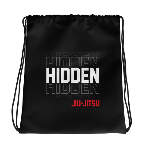 Drawstring bag Hidden Jiu Jitsu