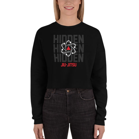 5 Women's Crop Sweatshirt