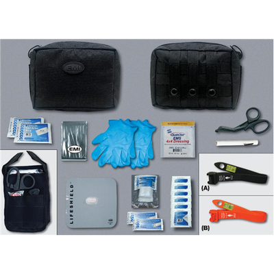 Active Shooter/Bleed Aid Kit