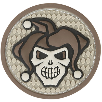 Jester Skull Morale Patch