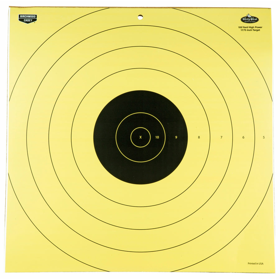 B-c Dirty Bird 100yd Rifle 5-17.75