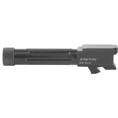 Lwd Alphawolf Bbl For G26 9mm Thrdd
