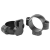 Leup Std 30mm Ext Rings High Matte