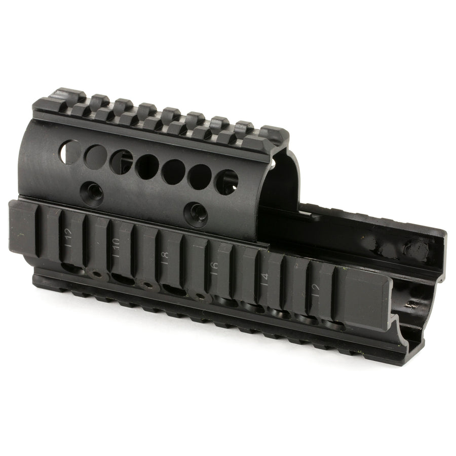 Midwest Keltec Plr16 2pc Quad Rail