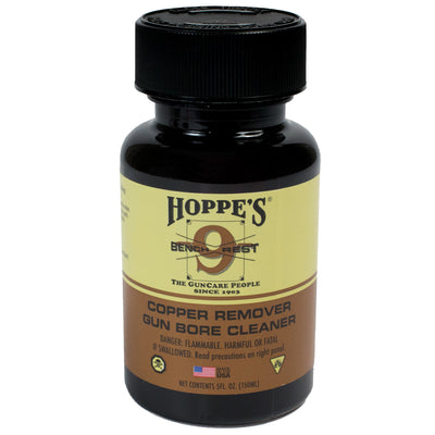 Hoppes #9 5oz Bench Rest 10-bx
