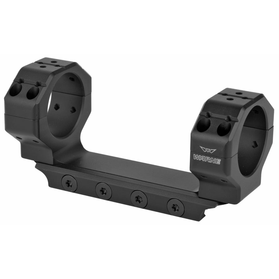 Warne Sl 1pc Prec Mnt 34mm Msr Blk