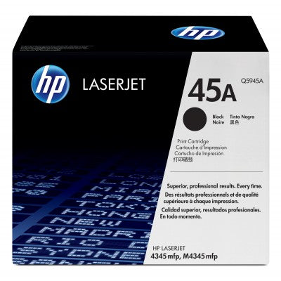 TONER HP Q5945A 4345X BLACK