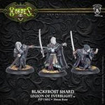 Hordes: Legion of Everblight Blackfrost Shard Character Unit (White Metal)