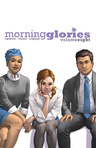 MORNING GLORIES TP VOL 8