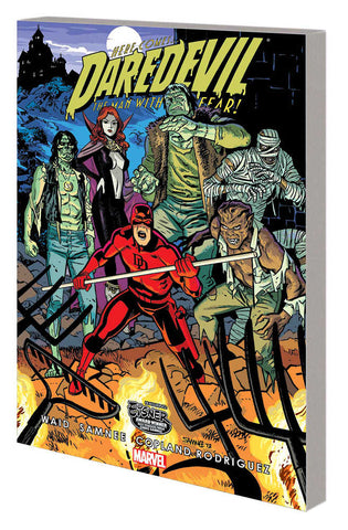 DAREDEVIL BY MARK WAID TP VOL 7