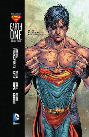 SUPERMAN EARTH ONE HC VOL 3