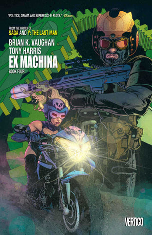 EX MACHINA TP BOOK 4