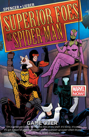 SUPERIOR FOES OF SPIDER-MAN TP VOL 3