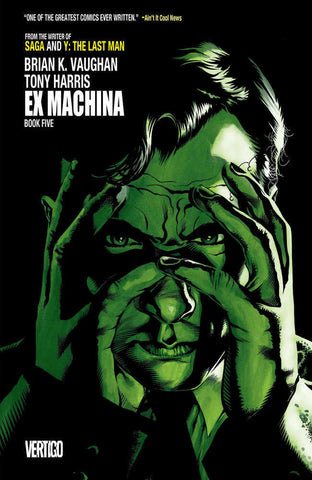 EX MACHINA TP BOOK 5