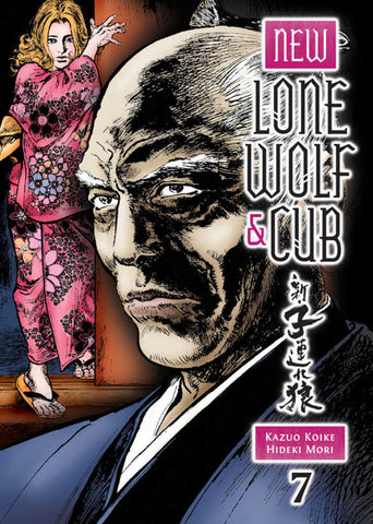 NEW LONE WOLF AND CUB TP VOL 7