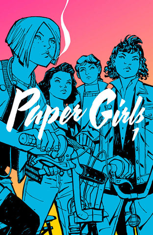 PAPER GIRLS TP VOL 1