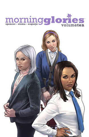 MORNING GLORIES TP VOL 10