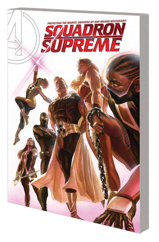 SQUADRON SUPREME TP VOL 1 BY ANY MEANS NECESSARY