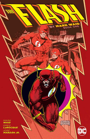 FLASH BY MARK WAID TP BOOK 1