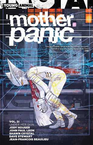MOTHER PANIC TP VOL 2 UNDER HER SKIN