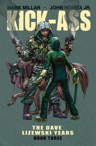 KICK-ASS DAVE LIZEWSKI YEARS TP VOL 3