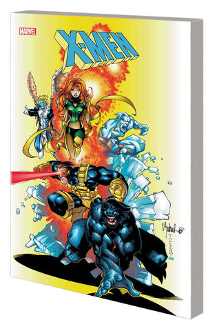 X-MEN BLUE TP VOL 0 REUNION