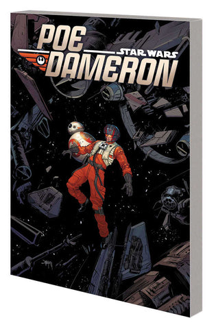 STAR WARS POE DAMERON TP VOL 4 LEGEND FOUND