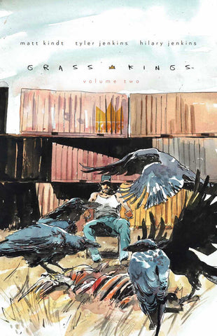 GRASS KINGS HC VOL 2