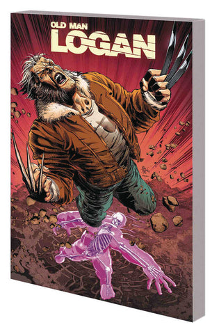 WOLVERINE OLD MAN LOGAN TP VOL 8 TO KILL FOR