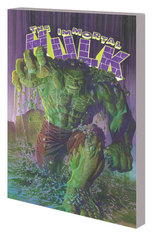 IMMORTAL HULK TP VOL 1 OR IS HE BOTH