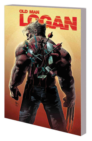 WOLVERINE OLD MAN LOGAN TP VOL 9 HUNTER HUNTED
