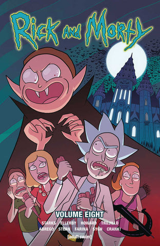 RICK & MORTY TP VOL 8