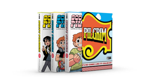 SCOTT PILGRIM COLOR COLLECTION TP BOX SET